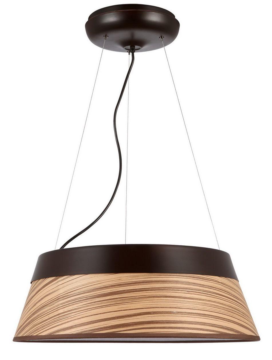 Светильник подвесной Favourite Zebrano, 5 х E27, 25. 1355-5PC торшер favourite zebrano 1355 1f