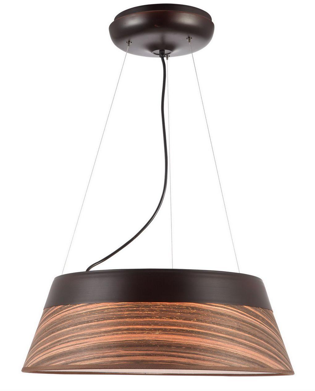 Светильник подвесной Favourite Zebrano, 5 х E27, 25. 1356-5PC1356-5PC