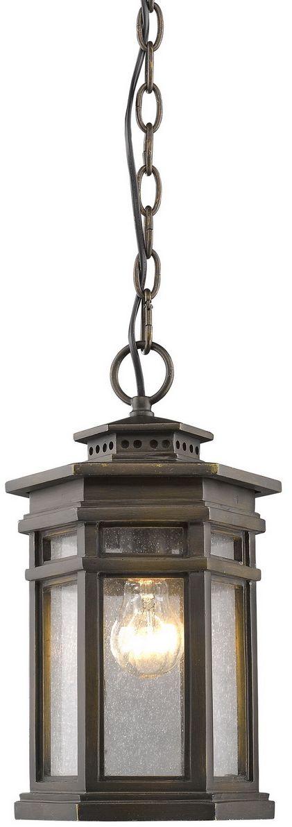 Светильник уличный подвесной Favourite Guards, 1 х E27, 60. 1458-1P1458-1P