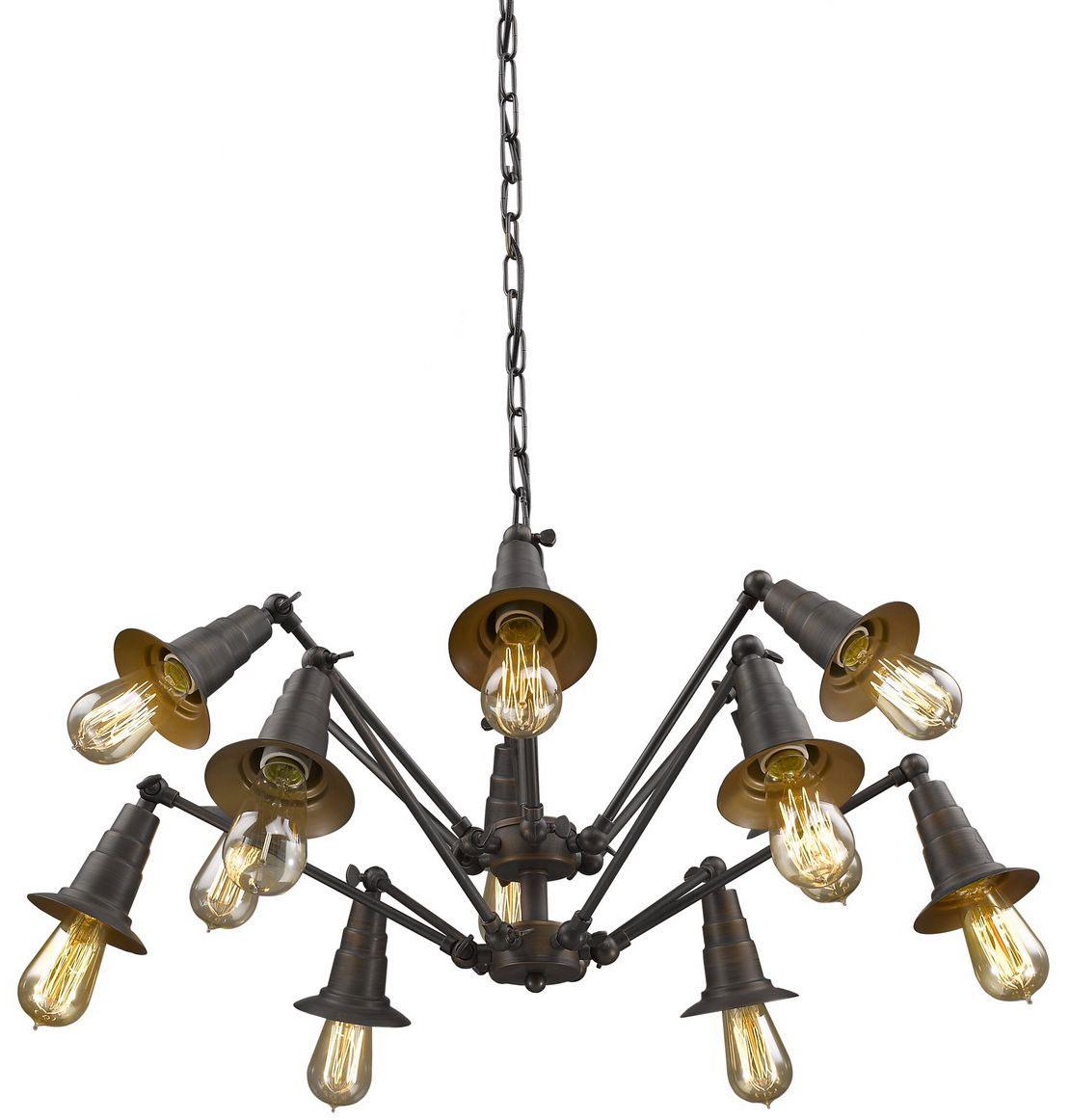 Люстра подвесная Favourite Spider, 12 х E27, 60. 1476-12P1476-12P