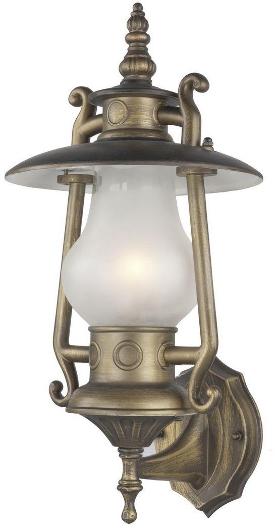 Cветильник уличный настенный Favourite Leyro, 1 х E27, 60W. 1496-1W1496-1W