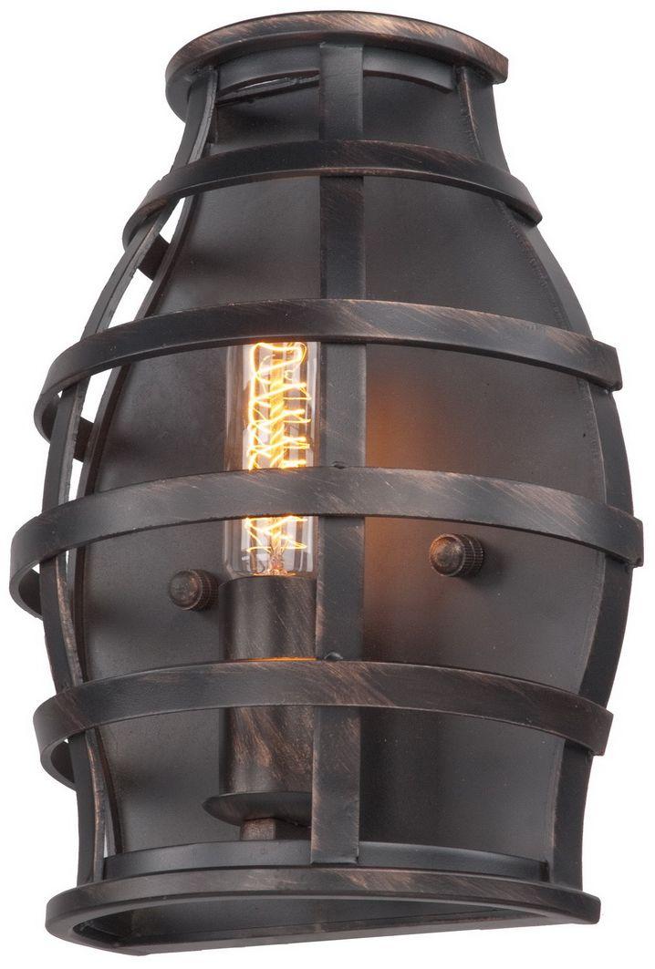 Светильник настенный Favourite Gitter, 1 х E14, 40. 1504-1W1504-1W