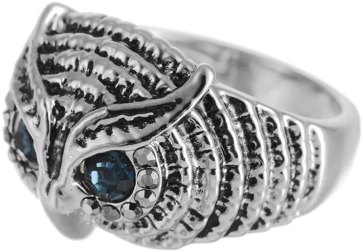 Кольцо Art-Silver, цвет: серебряный. 01315-607. Размер 17Коктейльное кольцоОригинальное кольцо Art-Silver выполнено из бижутерного сплава с гальваническим покрытием. Кольцо украшено декоративными вставками.Элегантное кольцо Art-Silver превосходно дополнит ваш образ и подчеркнет отменное чувство стиля своей обладательницы.