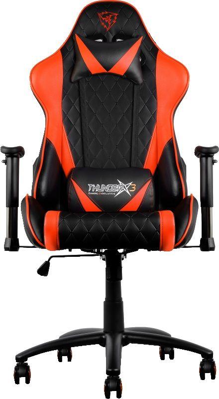 ThunderX3 TX3-15, Black Orange профессиональное геймерское кресло