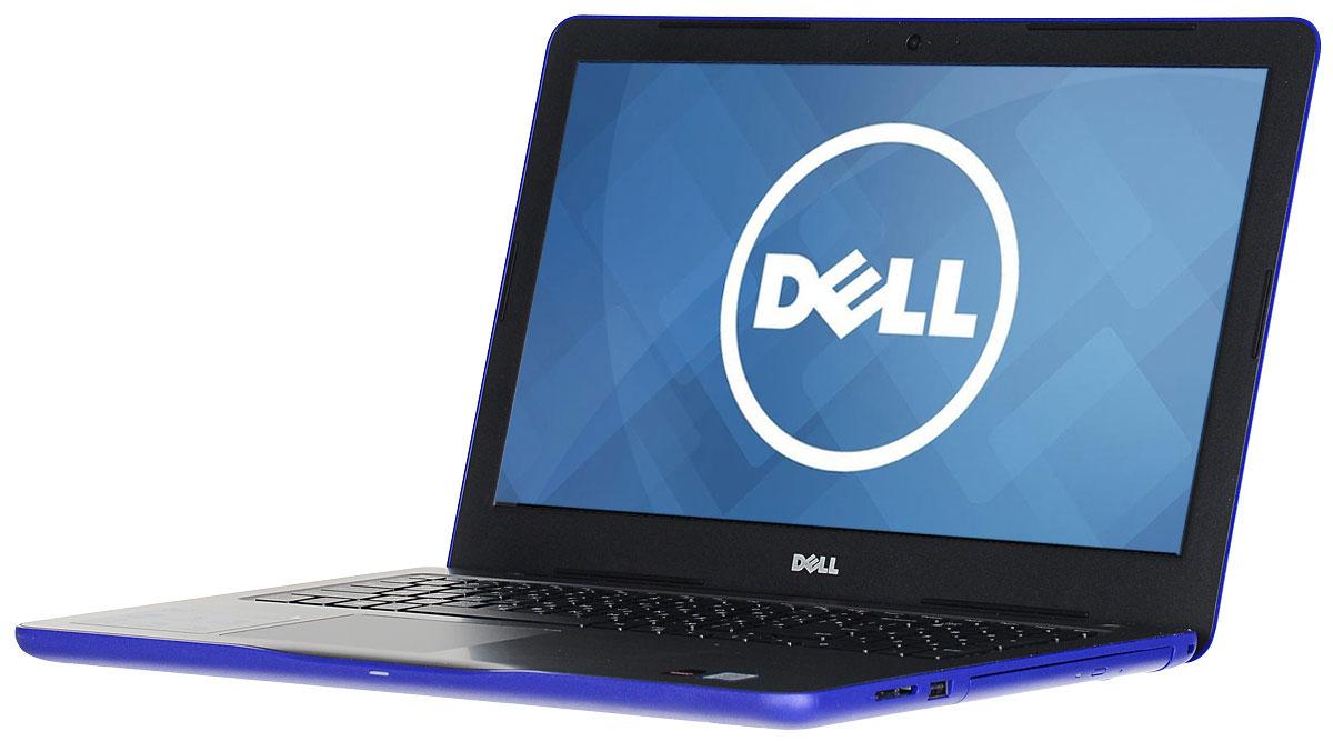 Dell Inspiron 5567-7911, Blue5567-7911Производительный процессор шестого поколения Intel Core i3, стильный дизайн и цвета на любой вкус - ноутбук Dell Inspiron 5567 - это идеальный мобильный помощник в любом месте и в любое время. Безупречное сочетание современных технологий и неповторимого стиля подарит новые яркие впечатления. Сделайте Dell Inspiron 5567 своим узлом связи. Поддерживать связь с друзьями и родственниками никогда не было так просто благодаря надежному WiFi-соединению и Bluetooth, встроенной HD веб-камере высокой четкости, ПО Skype и 15,6-дюймовому экрану, позволяющему почувствовать себя лицом к лицу с близкими. 15,6-дюймовый экран с разрешением HD ноутбука Dell Inspiron оживляет происходящее на экране, где бы вы ни были. Вы можете еще более усилить впечатление, подключив телевизор или монитор с поддержкой HDMI через соответствующий порт. Возможно, вам больше не захочется покупать билеты в кино. Выделенный графический адаптер AMD Radeon R7 M440 позволяет...