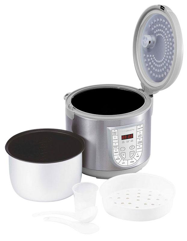 Ves SK-A12F-G мультиваркаSK-A12F-GМультиварка Ves SK-A12F имеет 11 программ приготовления различных блюд. Оснащена 4-х модульным LED дисплеем. Комплектуется чашей со специальным угольным покрытием. Подходит для приготовления диетического и детского питания. Ves SK-A12F имеет возможность ручной настройки времени (до 12 часов) и температуры приготовления (от 35 до 160°C). Ручные настройки в сочетании с вашим опытом помогут добиться наиточнейшего выполнения рецептов и создания новых.