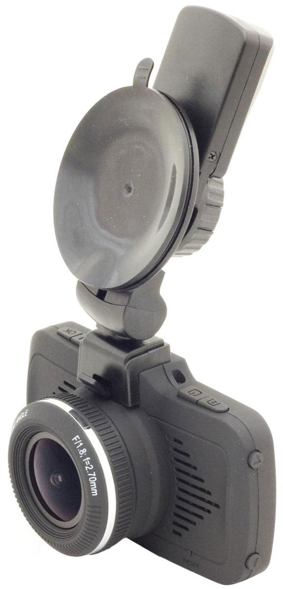 PlayMe Back автомобильный видеорегистраторPlayMe-BACKPlayMe Back - компактный и миниатюрный видеорегистратор последнего поколения с SUPER HD качеством съемки, встроенным GPS модулем и функционалом SPEEDCAMS - предупреждения о стационарных камерах ГИБДД. Благодаря самому современному видеопроцессору Ambarella A7, этот гаджет ведет съемку с самым высоким качеством, доступным сегодня видеорегистраторам и при этом имеет весьма демократичную стоимость относительно аналогов от других производителей. Функция предупреждения о полицейских радарах и камерах реализована благодаря GPS информатору и предустановленной подробной базе мест расположения камер. Базу можно регулярно обновлять самостоятельно на сайте производителя. Встроенный GPS модуль обеспечивает не только предупреждение о камерах, но и запись всего маршрута поездки и скорости движения автомобиля. Все режимы работы видеорегистратора и предупреждения водителя дублируются голосовыми сообщениями на русском языке. Встроены G-сенсор и датчик...
