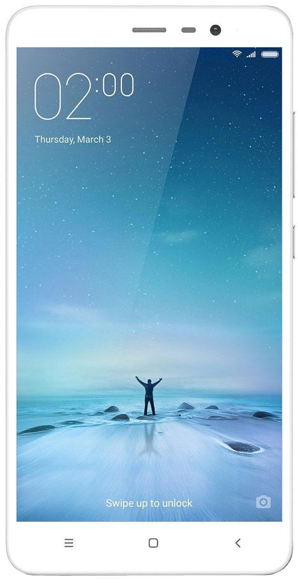 Xiaomi Redmi Note 3 Pro (16GB), SilverREDMINOTE3G16GBXiaomi Redmi Note 3 Pro - это мощный флагманский смартфон с наличием функции сканера отпечатков пальцев, металлическим корпусом, емкой батареей на 4050 мАч. Несмотря на свои мощные характеристики и большую укомплектованность, фаблет выглядит очень изящно, он по-прежнему остается очень легким и приятным на ощупь. Быстрый, легкий, красивый, износоустойчивый. Redmi Note 3 Pro наверняка понравится вам. Скорость! Именно за это смартфон может называться флагманом. Скорость работы смартфона дает возможность в полной мере оценить и ощутить весь спектр позитивных эмоций, играя в различные игры. Redmi Note 3 Pro оснащен высокопроизводительным процессором Qualcomm MSM8956 Snapdragon 650 с 6 ядрами, кроме того, имеет более быструю двухканальную внутреннюю память eMMC 5.0, не говоря уже о новой системе MIUI 7. Одним словом, оптимизация ОС смартфона позволит вам получать массу удовольствия от использования Redmi Note 3 Pro. Во время игр на смартфоне у вас не...