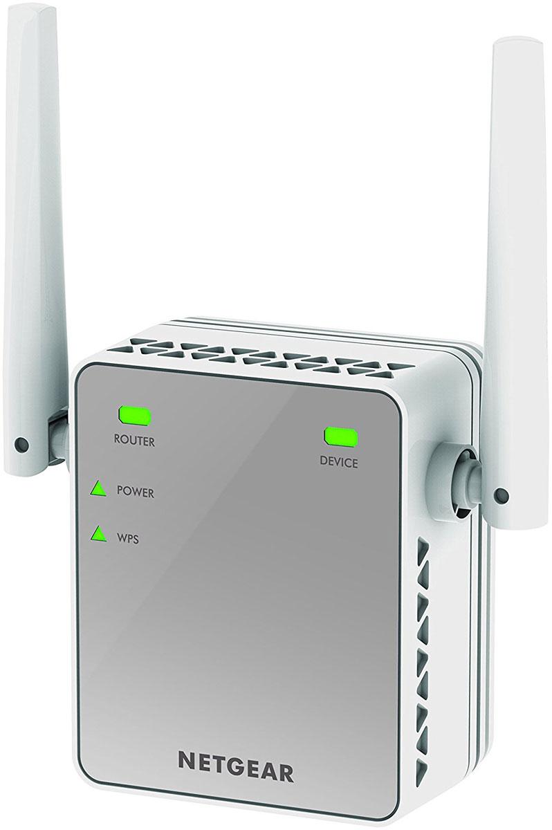 Netgear EX2700-100PES повторитель беспроводного сигнала