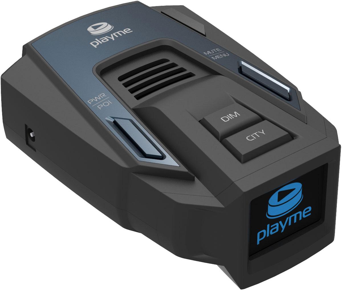 PlayMe Silent радар-детектор PlayMe-SILENT