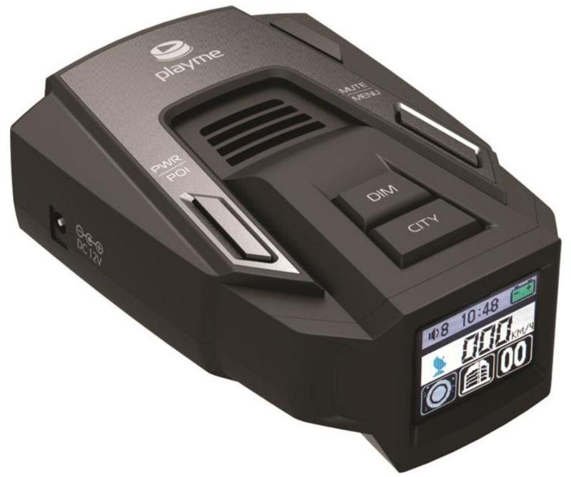 PlayMe Twice радар-детектор PlayMe-TWICE