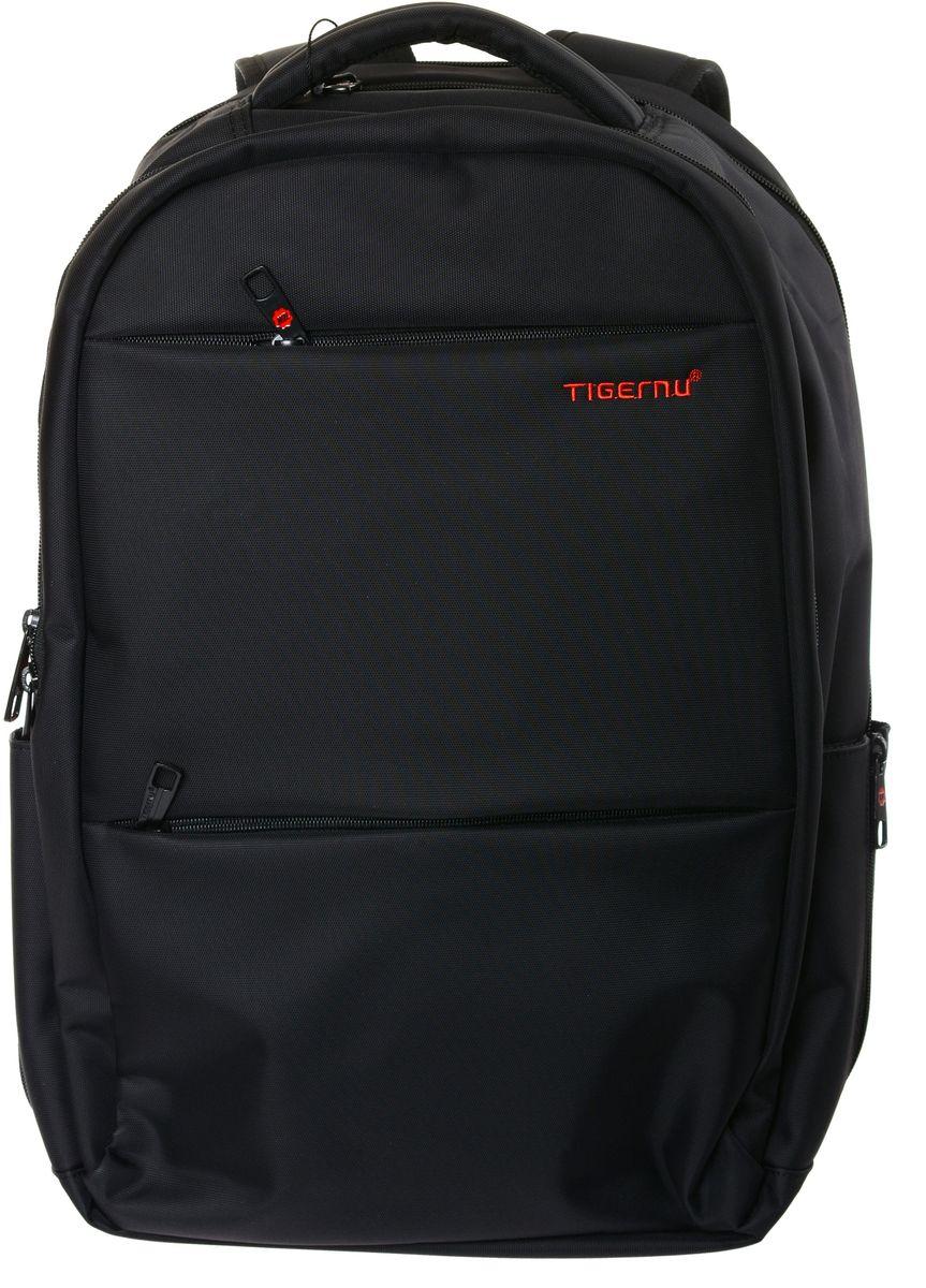 Tigernu T-B3032A, Black рюкзак для ноутбука 17T-B3032AРюкзак Tigernu T-B3032A отлично подойдет для работы, учебы или путешевствий. Сделан из высокопрочного,водоотталкивающего материала. Довольно легкий. Отделение для ноутбука и планшета со вставкой из защитной пены, которое защитит ваши устройства от царапин и других повреждений. На задней части вашего рюкзака находится скрытый карман, где вы можете хранить свои документы и ценные вещи. Основное отделение с двойной молнией (защита от кражи). Мягкая сетчатая спинка для максимальной поддержки и комфорта.