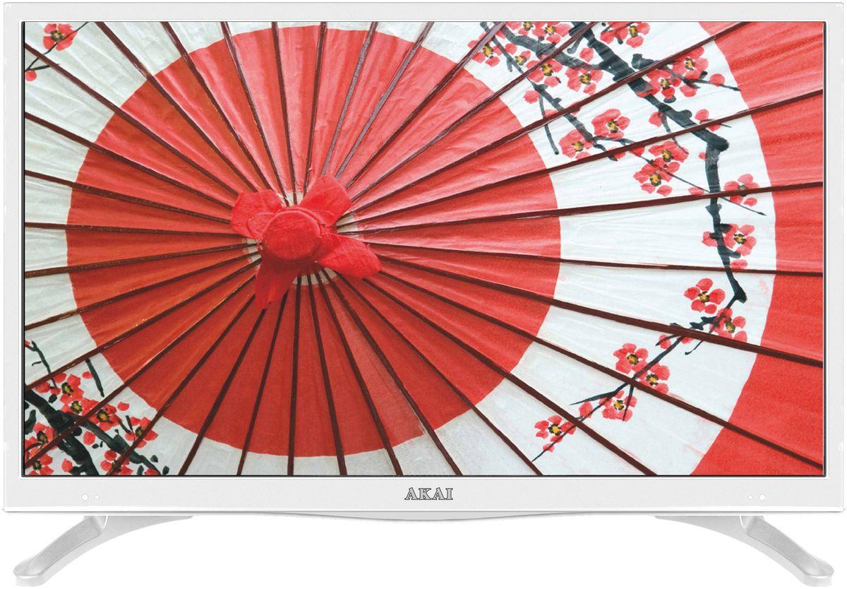 Akai LES-28A67W телевизорLES-28A67WТелевизор Akai LES-28A67W успешно совмещает в себе все функции, присущие полноценному развлекательному медиацентру. Сочетание превосходного изображения и современных технологий по доступной цене предоставит вам возможность насладиться невероятно четким и ярким изображением. Обладая большим набором интерфейсов, он с легкостью может взаимодействовать с любыми информационными носителями, включая просмотр ваших любимых фильмов в формате HD напрямую с USB флэшки. Главные преимущества данной модели: платформа Android, встроенный модуль Wi-Fi, а также поддержка цифрового телевидения в формате DVB-T2.