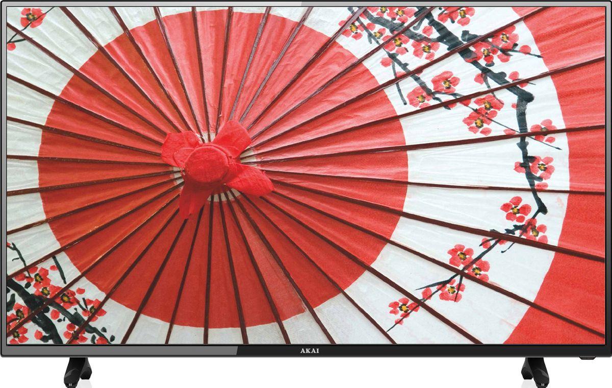 Akai LES-48X87WF телевизорLES-48X87WFAkai LES-48X87WF- телевизор с диагональю 48 и разрешением FullHD (1920x1080).Функция SMART расширит возможности данной модели и предоставит доступ в Интернет для просмотра видеоконтента и поиска новостей, а также для развлечений.Наличие HDMI портов позволит подключить дополнительное совместимое оборудование, а USB порты превращают данный телевизор в медиаплеер, который с внешних USB-совместимых устройств может воспроизводить фото, аудио и видео файлы.Сочетание превосходного изображения и современных технологий по доступной цене предоставит вам возможность насладиться невероятно четким и ярким изображением.