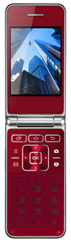 Vertex S104, Red