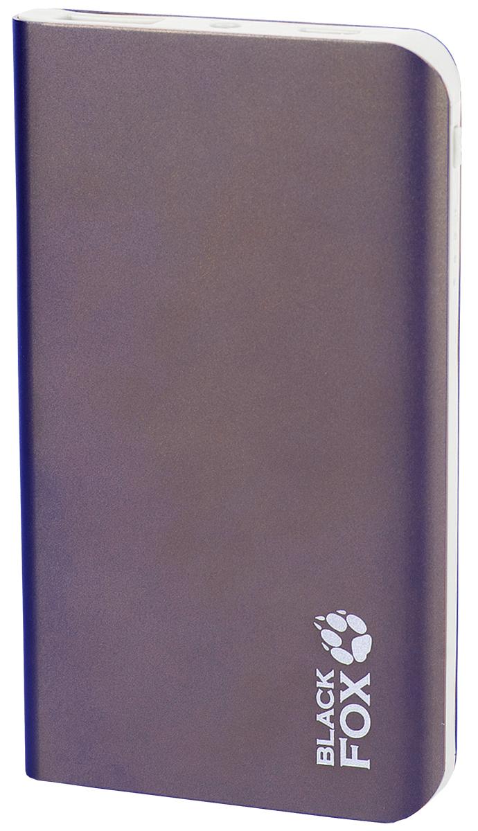 Black Fox BMP041С внешний аккумулятор (4000 мАч)4627102590831Внешний аккумулятор Black Fox BMP 041 С (Цвет - шоколадный), Li-Pol, емкость 4000 мАч