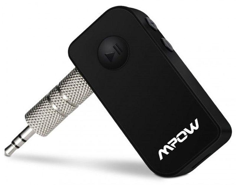 Mpow MPBH044AB портативная акустическая системаMPBH044ABНебольшой, но очень эффективный Bluetooth приемник Mpow может использоваться с наушниками, домашней аудиосистемой, автомобильной стереосистемой и другими аудиоустройствами, не имеющими поддержки Bluetooth. При подключении портативного Bluetooth приемника Mpow к колонкам/наушникам без поддержки Bluetooth, обычные колонки или наушники превращаются в беспроводные. Простота использования Просто включите Bluetooth приемник Mpow, сопрягите его со смартфоном и наслаждайтесь беспроводной музыкой дома или в автомобиле. Автоматическое подключение После первого сопряжения со смартфоном, Bluetooth приемник Mpow будет автоматически подключаться к данному смартфону. Для автоматического подключения сначала включите функцию Bluetooth на вашем смартфоне, а затем включите приемник Bluetooth. Продолжительное время работы Встроенная батарея обеспечивает до 8 часов непрерывной работы приемника. Для полной зарядки гаджета требуется всего 1,5 часа. В процессе использования Bluetooth приемника его можно...