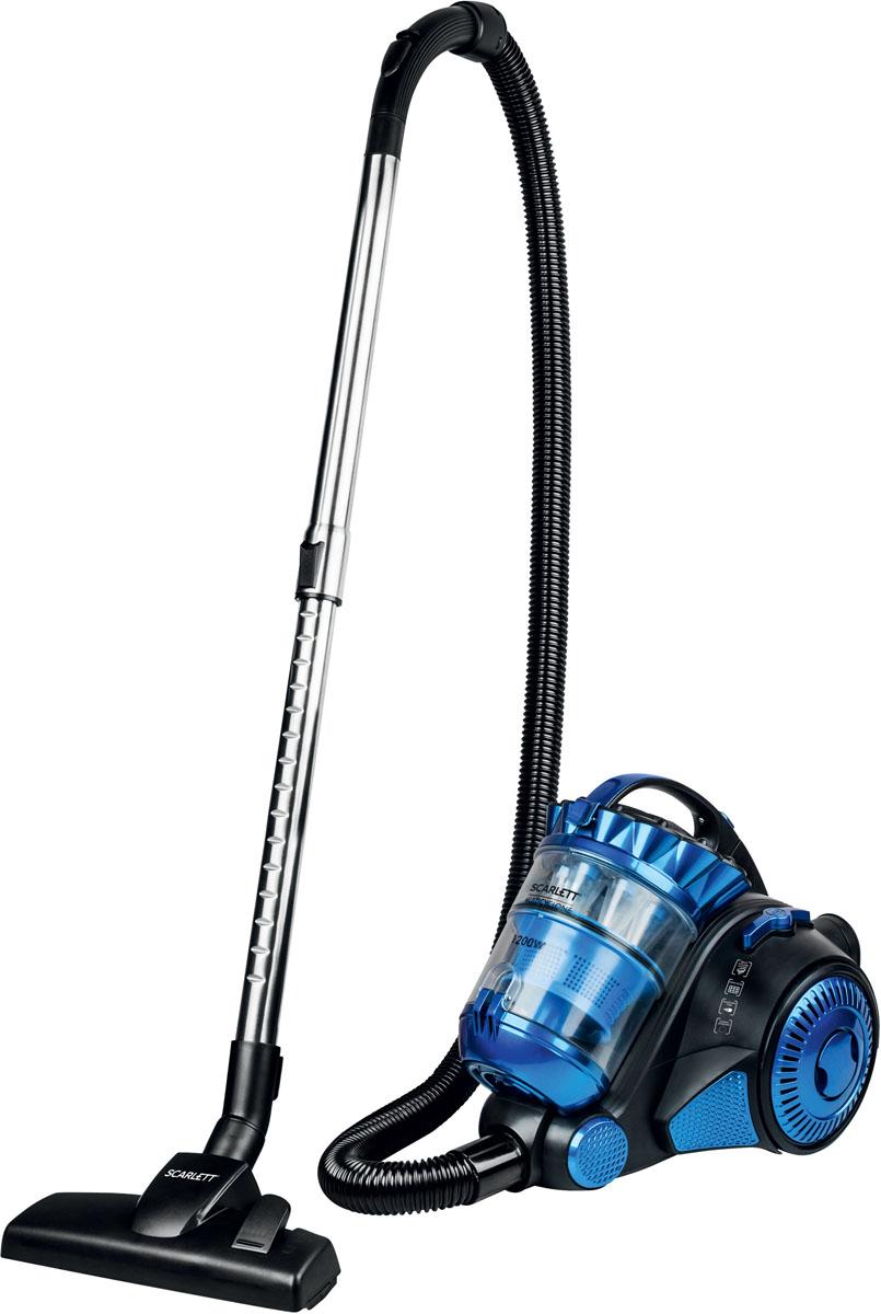 Scarlett IS-VC82C05, Blue пылесос