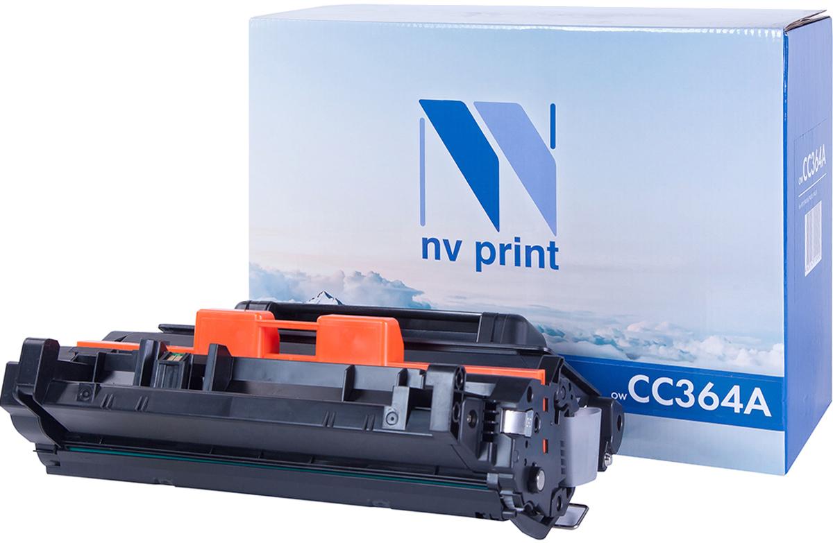 NV Print CC364A, Black тонер-картридж для HP LaserJet Р4015/P4515NV-CC364AСовместимый лазерный картридж NV Print CC364A для печатающих устройств HP - это альтернатива приобретению оригинальных расходных материалов. При этом качество печати остается высоким. Картридж обеспечивает повышенную чёткость чёрного текста и плавность переходов оттенков серого цвета и полутонов, позволяет отображать мельчайшие детали изображения. Лазерные принтеры, копировальные аппараты и МФУ являются более выгодными в печати, чем струйные устройства, так как лазерных картриджей хватает на значительно большее количество отпечатков, чем обычных. Для печати в данном случае используются не чернила, а тонер.