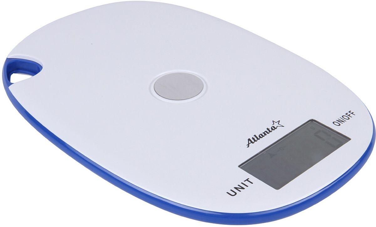 Atlanta ATH-6211, White весы кухонные