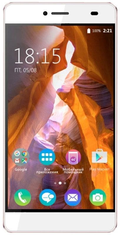 BQ 5070 Magic LTE, Pink46611748За тонким корпусом BQ 5070 Magic LTE спрятан производительный четырехъядерный процессор, 13-мегапиксельная камера и HD-дисплей с разрешением 1280 х 720 точек. Также устройство поддерживает современную технологию LTE. Четырехъядерный процессор с тактовой частотой 1,25 ГГц и 2 ГБ оперативной памяти позволяют смартфону эффективно отвечать на пользовательские запросы и успешно справляться с поставленными задачами. Смотрите любимые фильмы или фото на смартфоне BQ Magic. Яркий IPS-экран с диагональю 5 дюймов и HD разрешением, удивляет насыщенными красками и четкостью изображения. Для хранения данных пользователю выделено 16 ГБ встроенной памяти, которую можно при необходимости расширить с помощью Micro SD карты до 128 ГБ. Данный объем памяти дает ощутимое быстродействие работы в любом приложении. Данная модель получила две камеры: 13 Мпикс основную и 5 Мпикс фронтальную для селфи. Обе камеры создают снимки высокого качества, но не менее важно...