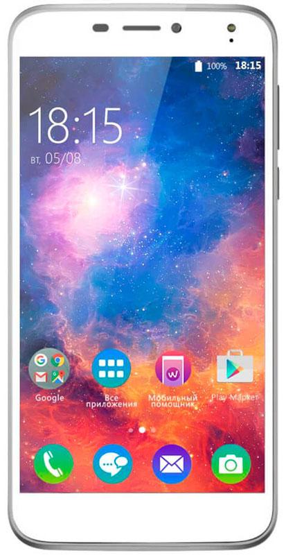 BQ 5520 Mercury LTE, Silver46611169BQ представляет новый смартфон Mercury. Устройство с идеальным балансом между современными технологиями и роскошным исполнением.Батарея емкостью 3650 мАч - это долгие часы работы без подзарядки, а значит, полная свобода в передвижении и общении. За сохранность личных данных отвечает передовая технология Fingerprint или сканер отпечатков пальцев. Забудьте о кодах блокировки, теперь для доступа в смартфон понадобиться только рисунок на вашем пальце.BQ Mercury оснащен 5,5-дюймовым дисплеем с высоким разрешением. Благодаря технологии HD IPS цвета приобретают невероятную реалистичность и яркость отображения. Закаленное стекло с эффектом 2.5D дает дополнительную прочность смартфону, создавая ощущение объемности.В арсенале BQ Mercury две камеры с разрешением 8 и 13 Мпикс. Каждая из них способна сделать снимок хорошего качества вне зависимости от того, делаете вы портрет, селфи или панорамную съемку.Аппаратная начинка модели представлена четырехъядерным процессором MediaTek MT6737 с тактовой частотой 1,3 ГГц и 2 ГБ оперативной памяти, что обеспечивает бесперебойное функционирование смартфона при работе с требовательными приложениями или играми.Смартфон работает под управлением ОС Android 6.0 и поддерживает модули беспроводной связи 4G LTE, Wi-Fi 802.11 a/b/g/n, Bluetooth 4.1 и GPS.Смартфон сертифицирован EAC и имеет русифицированный интерфейс меню и Руководство пользователя.