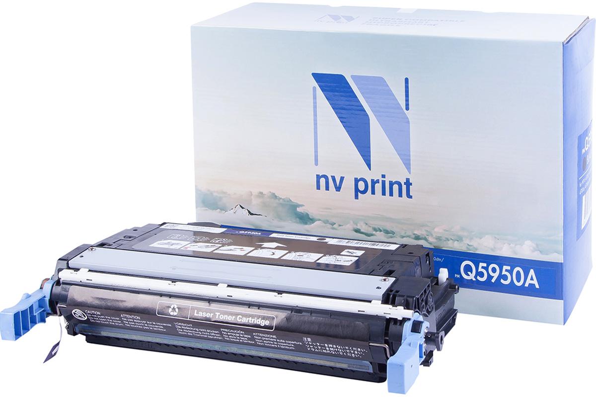 NV Print Q5950A, Black тонер-картридж для HP Color LaserJet 4700/4700N/4700DN/4700DTNQ5950ABkСовместимый лазерный картридж NV Print Q5950A для печатающих устройств HP - это альтернатива приобретению оригинальных расходных материалов. При этом качество печати остается высоким. Лазерные принтеры, копировальные аппараты и МФУ являются более выгодными в печати, чем струйные устройства, так как лазерных картриджей хватает на значительно большее количество отпечатков, чем обычных. Для печати в данном случае используются не чернила, а тонер.