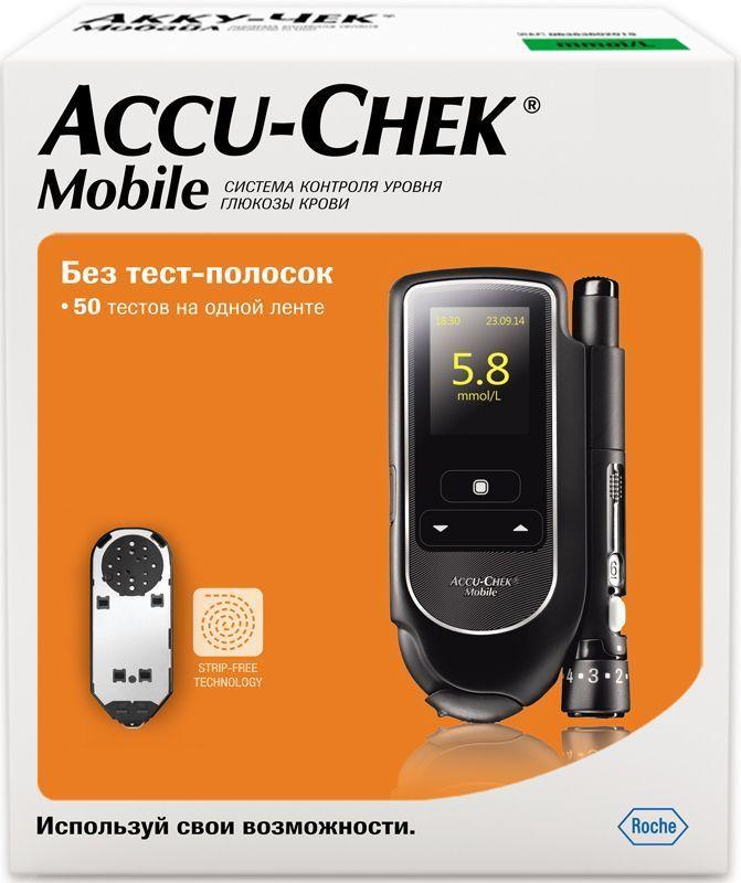 "Глюкометр ""Accu-Chek Mobile"" 1469"