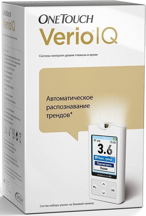 """Глюкометр """"OneTouch Verio IQ"""" 3180"""