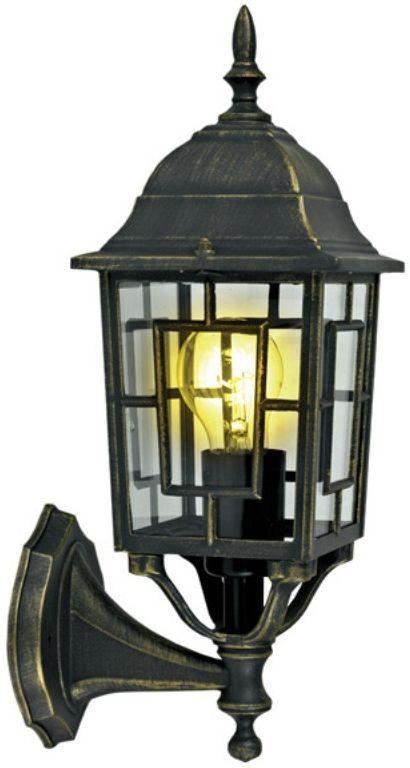 """Светильник уличный Duwi """"Park Family"""", цвет: черное золото, 435 мм. 24124 9"""