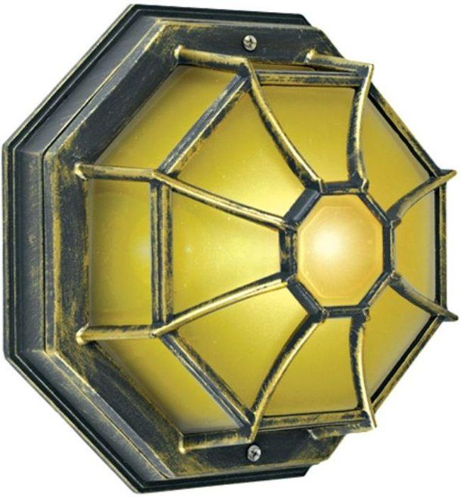 """Светильник уличный Duwi """"Park Family"""", цвет: черное золото. 24129 4"""