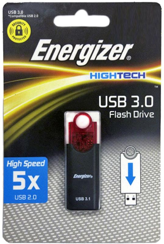 Energizer Push 16GB флэш-накопитель