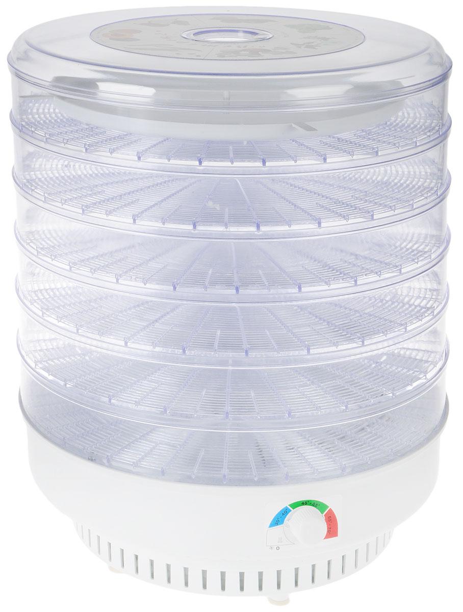 Ветерок-2 ЭСОФ-2-0,6/220, Clear сушилка для овощей и фруктов