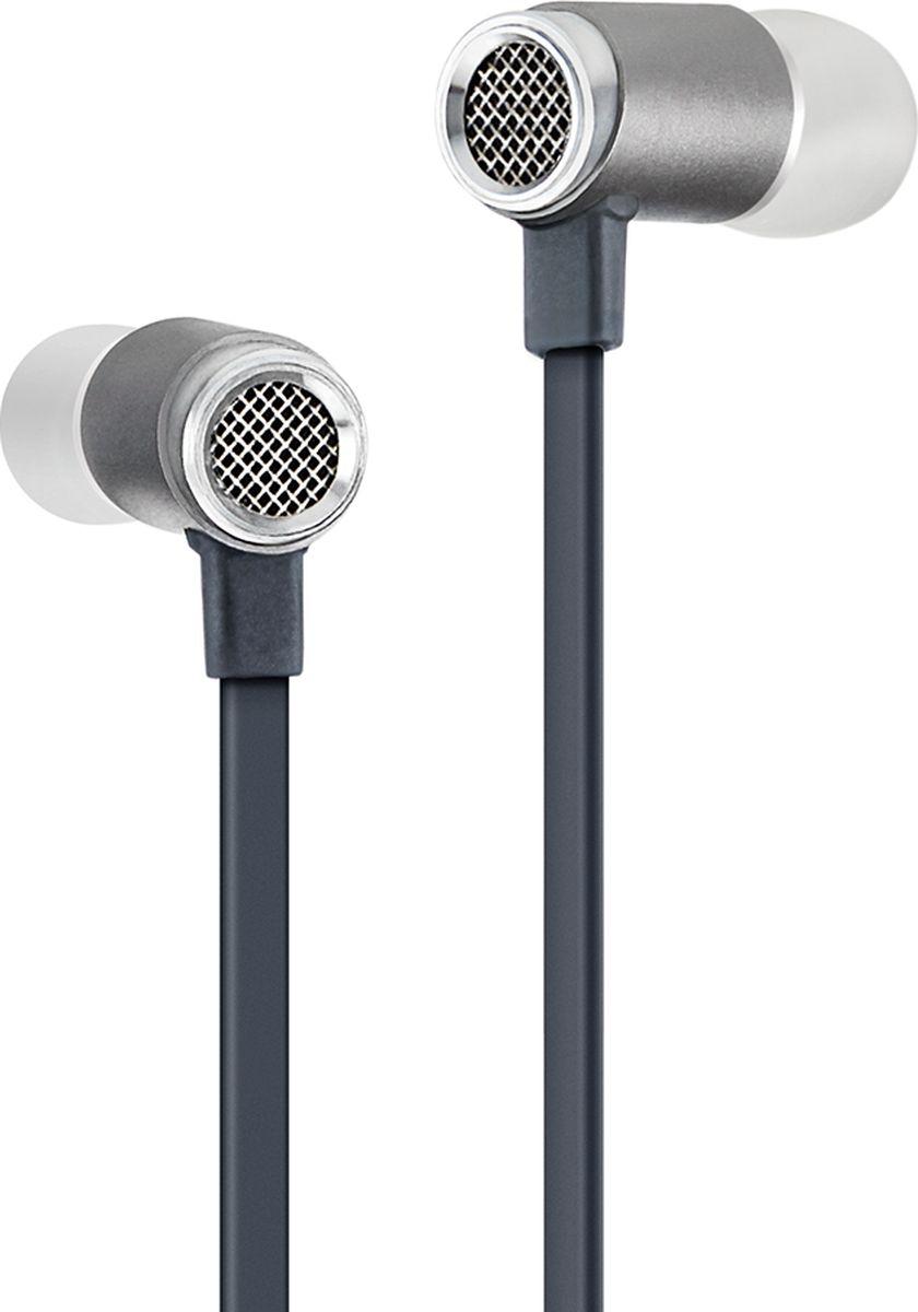 Master & Dynamic ME03G-A наушники15119143Внутриканальные наушники Компактность, удобство и качество звука Титановые излучатели диаметром 8 мм Прорезиненный кабель 3,5 мм с микрофоном и пультом Четыре размера силиконовых амбушюров в комплекте Импеданс 16 Ом Вес 16 г Анодированный алюминий, резина, силикон