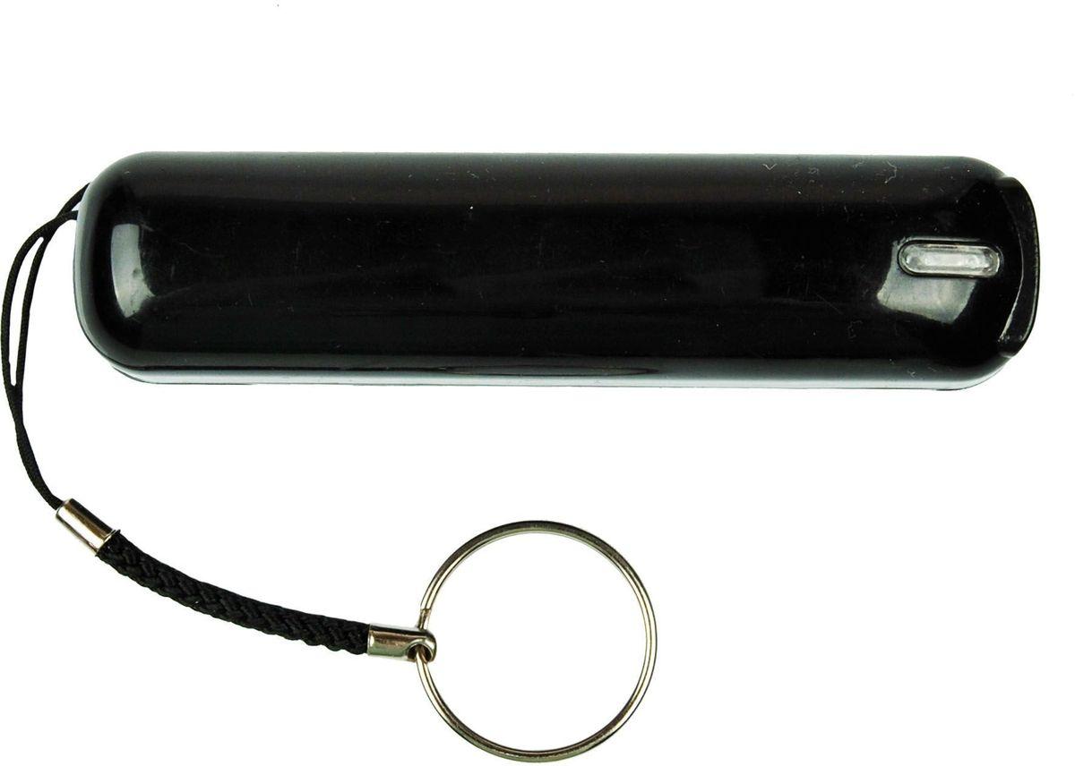 Ritmix RPB-2001L, Black внешний аккумулятор (2000 мАч)15118755Power bank Li-Ion, емкость 2000 мАч выход 1xUSB 5В 1А, световой индикатор заряда, размер 96х23х23, на брелке с кольцом, цвет: черный
