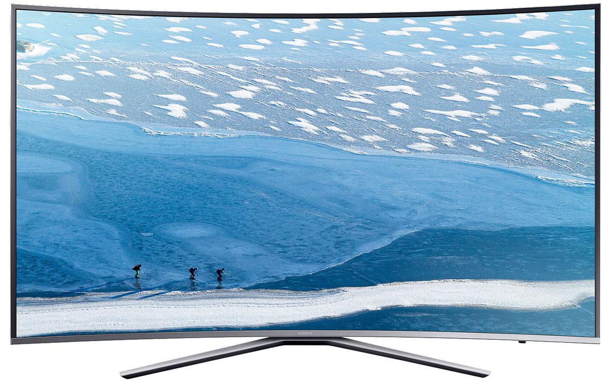 Samsung UE55KU6500U телевизорUE55KU6500UXRUБлагодаря функции HDR Premium при просмотре HDR контента на телевизоре Samsung UE55KU6500U вы сможете разглядеть детали в светлых участках изображения, которые не были видимы раньше. Вы сможете получить впечатления от просмотра HDR контента как в настоящем кинотеатре прямо в своей комнате. Функция Active Crystal Colour с помощью дополнительного источника света преобразует LED матрицу в blue LED. В результате обеспечивается более высокая чистота белого, естественная цветопередача и расширяется палитра цвета. Кроме того, уменьшается и энергопотребление. Ощутите потрясающую детализацию UHD разрешения, в 4 раза превышающее разрешение Full HD. Благодаря естественной цветопередаче и высокой яркости вы откроете для себя совершенно новый мир изображения. Функция Auto Depth Enhancer меняет контрастность отдельных участков изображения, создавая эффект пространственной глубины. Оцените реальный эффект погружения в происходящее на экране. ...