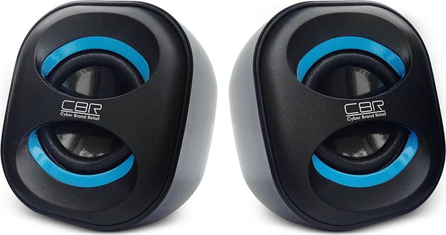 CBR CMS 333, Black Blue акустическая системаCMS 333Выходная мощность RMS - 3 Вт (2 х 1,5) Диаметр динамиков - 4 см Частотный диапазон - 90-20000 Гц Отношение сигнал/шум - 60 дБ Материал корпуса - ABS-пластик Источник питания - USB-порт Интерфейс соединния - проводное 3,5 мм Регулятор громкости - Есть