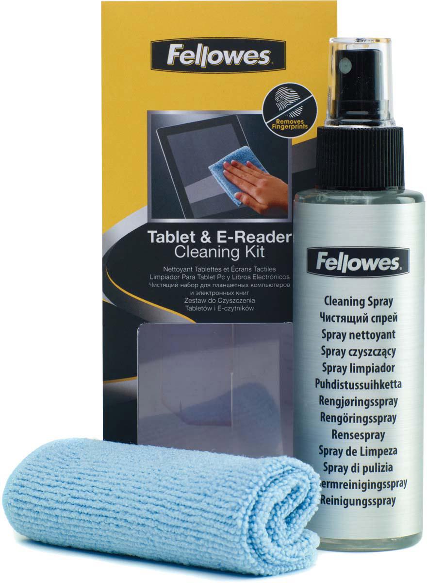 Fellowes FS-99305 чистящий набор для планшетных компьютеров, электронных книг и другой портативной техники