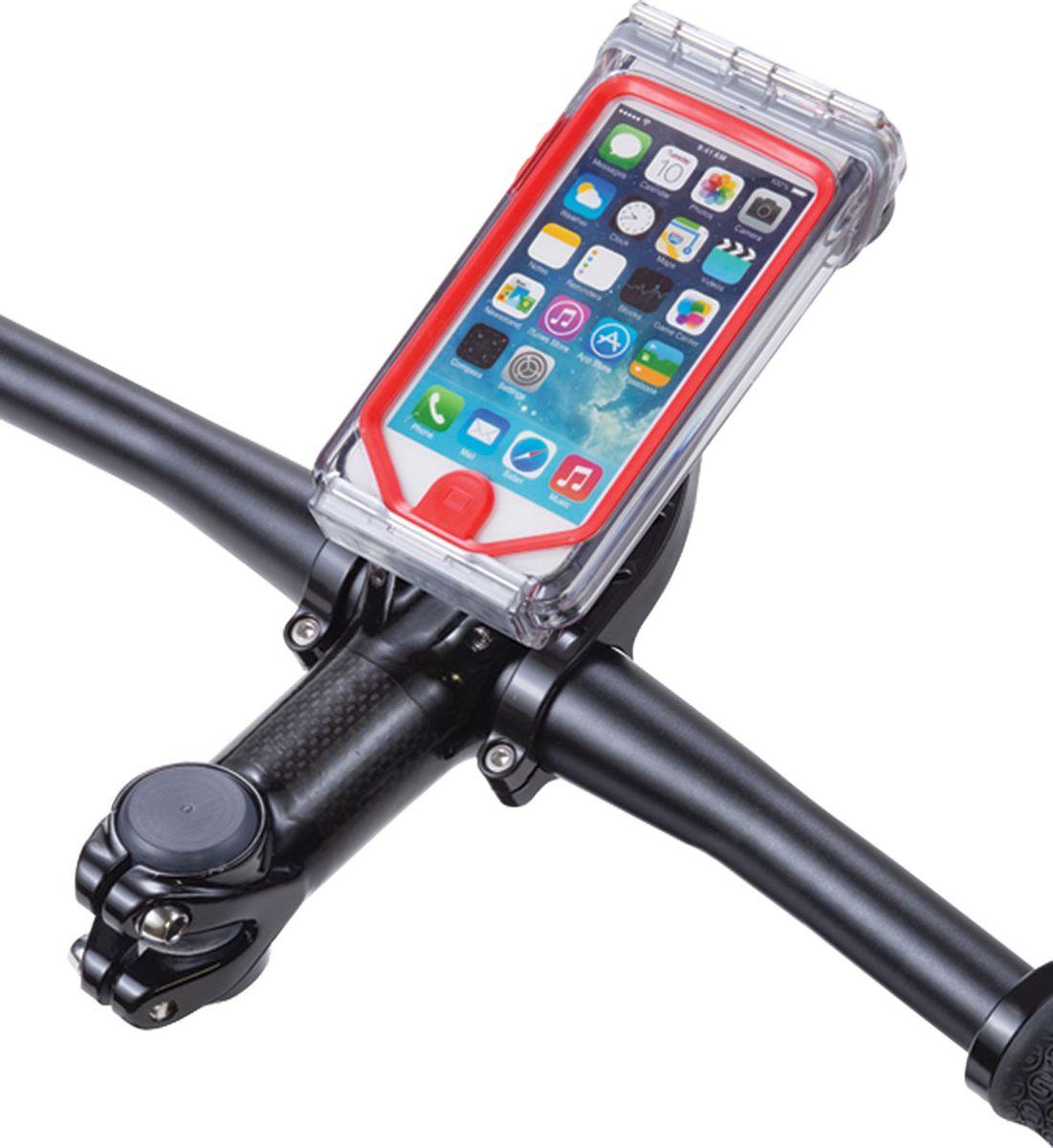 Optrix FS-94700, Black крепление для смартфона на рульFS-94700Разработано в сотрудничестве с известным производителем велоаксессуаров Tate Labs. Данное инновационное крепление позволяет расположить iPhone как в портретной так и альбомной ориентации, чтобы экран устройства всегда был в поле зрения.Подходит к рукоятке диаметром 31,8 мм. Вес крепления (без устройства) 55 г. Подходит для всех защитных чехлов Optrix для iPhone 5/5s и iPhone 6. • Велосипедное крепление профессионального уровня • Крепление устройства в портретной и альбомной ориентации • Подходит для рукояток диаметром 31.8 мм • Подходит ко всем чехлам Optrix by Body Glove