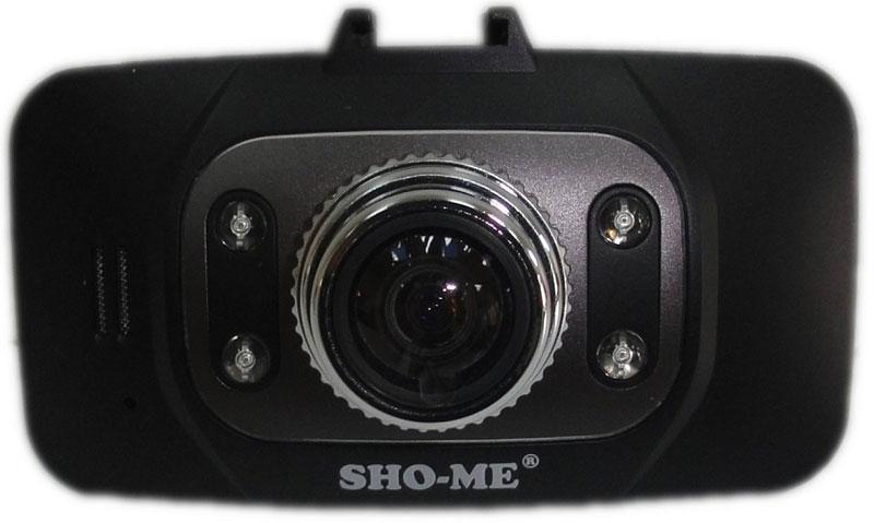 Sho-Me HD-8000SX, Black видеорегистраторHD-8000SXАвтомобильный видеорегистратор Sho-Me HD-8000SX осуществляет съемку видео в разрешении Full HD (1920х1080 пикселей). Это позволяет устройству снимать видео хорошего качества. Встроенный аккумулятор 300 мАч позволяет вести фото- и видео- съемку вне салона машины. Регистратор имеет возможность создавать видео при недостаточном освещении. Это возможно за счет встроенной подсветки. Sho-Me HD-8000SX автоматически активирует запись при обнаружении его камерой перемещений каких-либо объектов. Это очень удобно, ведь вы всегда сможете обладать информацией о том, что происходило впереди автомобиля во время стоянки. Интегрированный G-сенсор защитит запись от автоматического удаления после столкновения, резкого торможения, ускорения и т.д. Процессор Novatek 96220, матрица JHX-22 Алгоритм сжатия видео AVI / H.264 Встроенная литий-ионовая батарея 300 мАч Циклическая запись Рабочая температура: от -20°С до +60°С