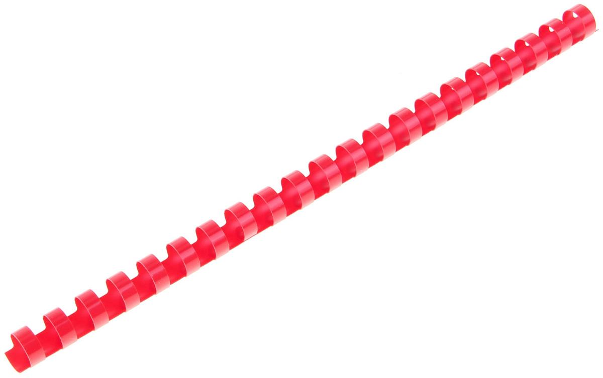 Fellowes FS-53452, Red пружина для переплета, 6 мм (100 шт)FS-53452Пружина пластиковая. Обладает высокой упругостью на разжим, надежно удерживает листы в переплете. Возможно многократное использование. Предназначена для переплета всех видов документов.