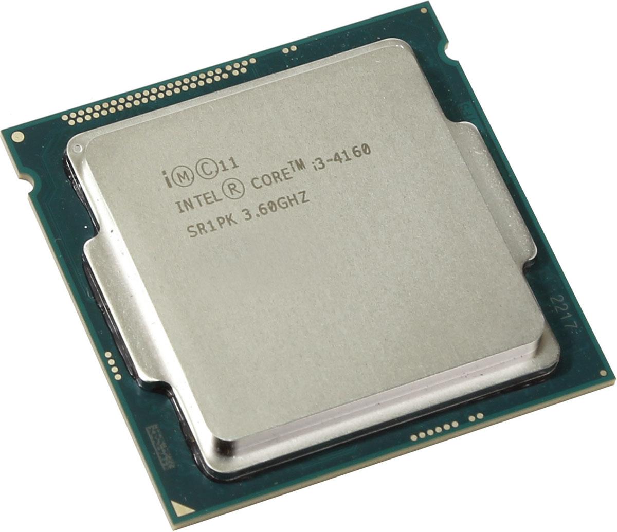 Intel Core i3-4160 процессор 947533