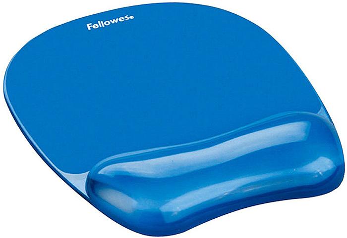 Fellowes FS-91141, Light Blue коврик для мыши