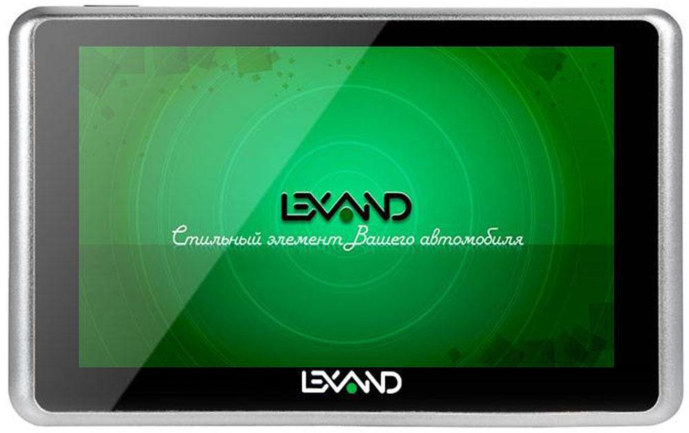 Lexand SB5 HD, Black автомобильный планшет-навигатор