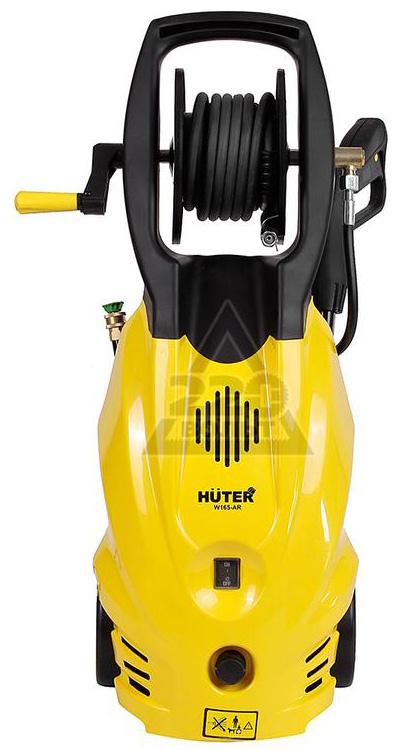 Минимойка Huter W165-ARW165-ARМойка высокого давления для оперативной и качественной очистки различных поверхностей мощной струей воды.