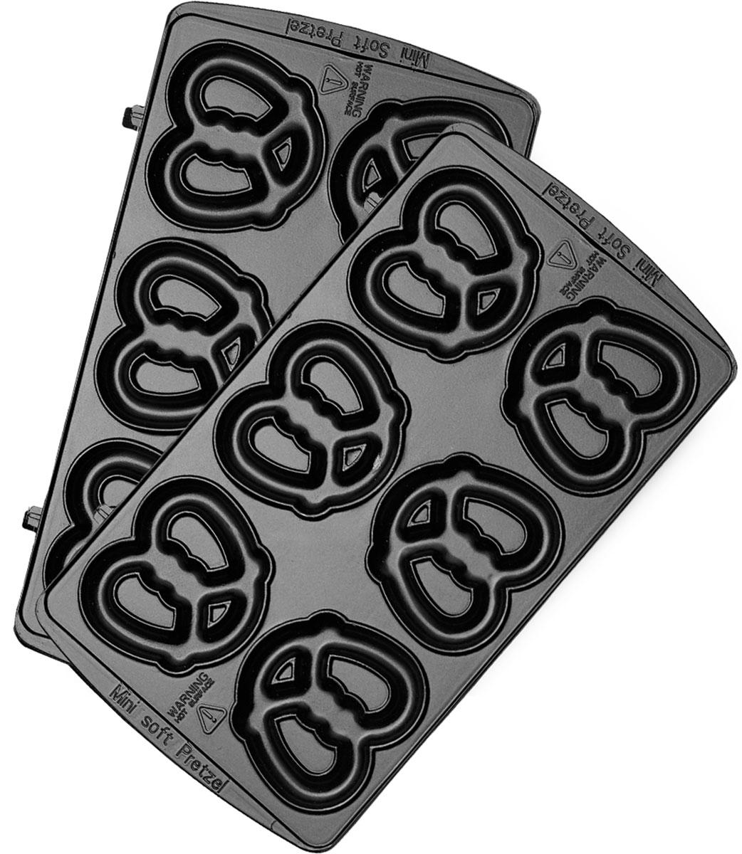 Redmond RAMB-08 панель для мультипекаряRAMB-08Универсальные съемные панели RAMB-08 для любого мультипекаря Redmond! Позволят приготовить миниатюрные сладкие или соленые крендели, которые станут отличным десертом или легкой закуской. Панели изготовлены из металла с антипригарным покрытием - они долговечны и легки в уходе.
