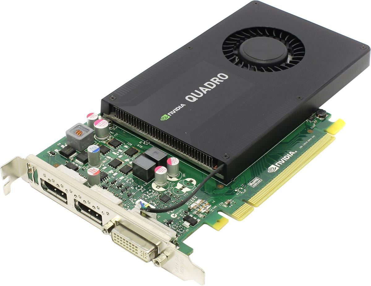PNY NVIDIA Quadro K2200 4GB видеокарта