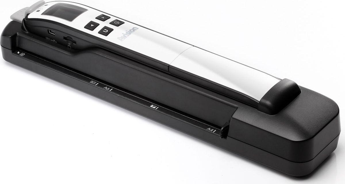 Avision MiWand 2 WiFi Pro, Black (000-0783D-01G) сканер000-0783D-01GСканер Avision MiWand 2 WiFi Pro Black (000-0783D-01G)