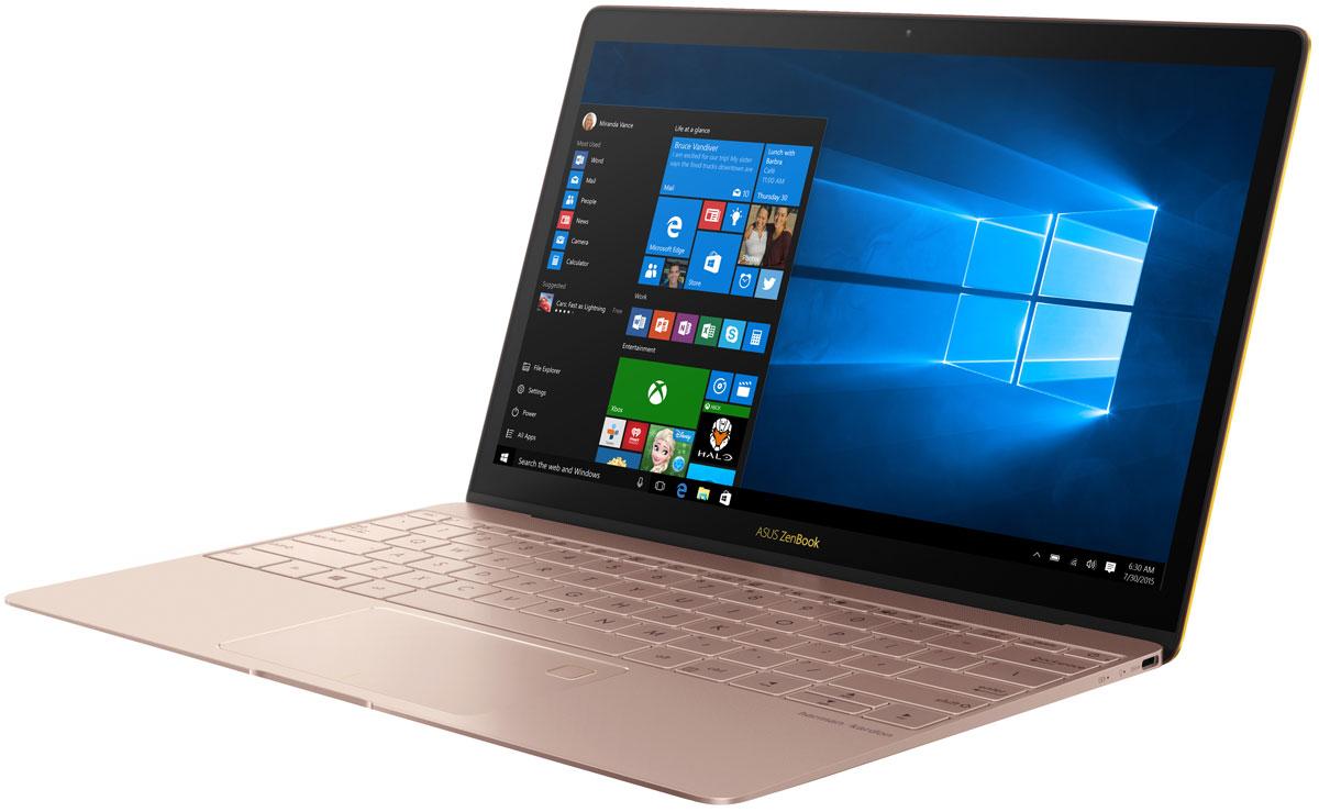 ASUS ZenBook 3 UX390UA, Rose Gold (90NB0CZ2-M06910)90NB0CZ2-M06910Сказать, что ZenBook 3 — это новое поколение ZenBook, значит ничего не сказать: этот ZenBook знаменует собой новую эру мобильных вычислений. Каждая его деталь разработана с чистого листа и исполнена с особой точностью и элегантностью с целью сделать ZenBook 3 самым совершенным ZenBook в истории. Он легче, тоньше, прочнее, мощнее — и неописуемо красив. Попросту — это самый замечательный ноутбук в мире. Разработка ZenBook 3 поставила перед инженерами и технологами ASUS несколько очень серьезных вызовов. Сверхтонкий корпус толщиной 11,9 мм означал, что придется изобрести самые миниатюрные в мире шарниры для крепления крышки ноутбука — всего 3 миллиметра высотой — чтобы сохранить благородство его очертаний. Чтобы разместить полноразмерную клавиатуру, понадобилось разработать рабочую панель шириной всего 2,1 мм по краям, а мощная аудиосистема, состоящая из четырех громкоговорителей, разработана в партнерстве со специалистами по звуку компании Harman Kardon....