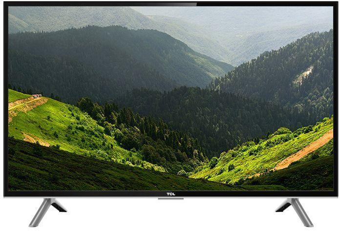 TCL LED28D2900, Black телевизорLED28D2900